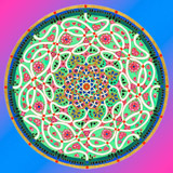 Mandala Sufi-path-of-Love