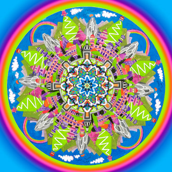 Mandala Heavenly Kharabaat
