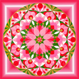 Mandala Lotus of Inner Garden