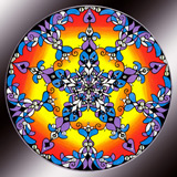 Mandalas Alchemy-of-Crystals